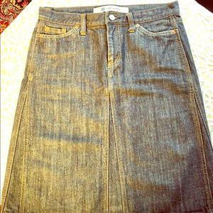 GAP JEANS Denim Skirt Size 4